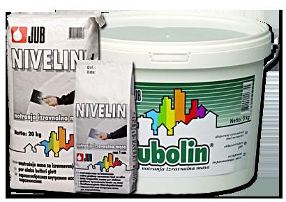 Nivelin - Jubolin